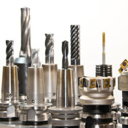 Illustration Basic knowledge of twist drills used in precision parts processing on lathes